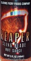 Reaper Sling Blade Hot Sauce - Made with the Carolina Reaper Pepper