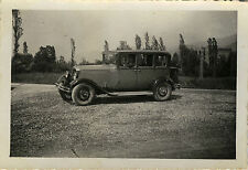PHOTO ANCIENNE - VINTAGE SNAPSHOT - VOITURE TACOT AUTOMOBILE - OLD CAR 1932