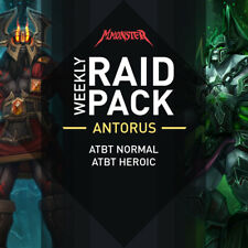 Weekly Raid Pack Antorus the Burning Throne Normal + Heroisch WoW (EU Servers)