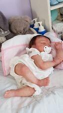 bebe reborn caline nurserie d'alexandrine