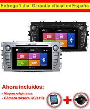 DYNAVIN N6-FORD GPS, MANOS LIBRES PARROT, USB, SD, MIRROR LINK... FOCUS, MONDEO