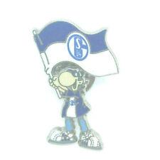 FC Schalke 04 Pin Logo Anstecker Fussball Bundesliga #021