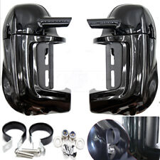 Motorcycle Lower Vented Leg Fairing Hardware for Harley Touring Road King Glide