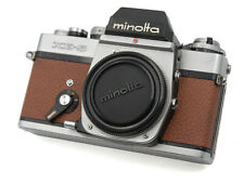 Minolta XE-5, XE-7 Replacement Cover - Soft PU Leather - Moroccan