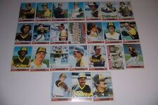 1979 Topps SAN DIEGO PADRES Team Lot of 24 Cards DAVE WINFIELD Gaylord PERRY
