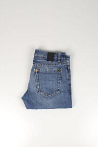 31149 HUGO BOSS Yukon Bleu Hommes Jean En Taille 33/32