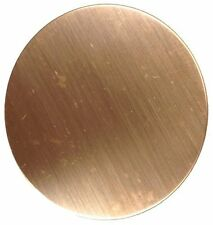 "RMP Stamping Blanks, 1 1/4"" Round, 16 Oz. Copper, 24 Ga. - 10 Pack"