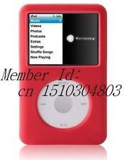 Silicone Rubber Skin Soft Case Cover-Blue for iPod Classic 80GB 120GB 160GB