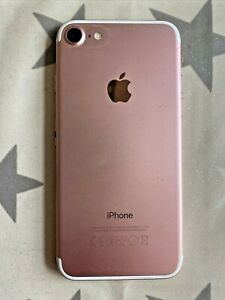 Apple iPhone 7 - 32GB - Rose Gold - Factory settings - Looks Great!
