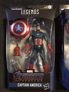 Marvel Legends Hasbro Fat Thor BAF Series Avengers Endgame Captain America