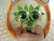 Oobi Eye BIRD Finger Hand Puppet ~ RARE & BRAND NEW Finger GOOGLIES