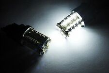 2x 40 SMD LED 1156 7506 BA15s For MB MERCEDES-BENZ Front Turn Signal Light White