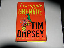 Pineapple Grenade by Tim Dorsey (2012) SIGNED 1st/1st