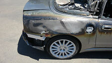Maserati Spyder RH, Right Rear Quarter Panel Skin, P/N 66069800