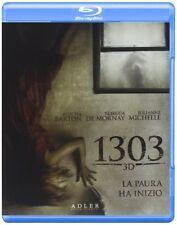 1303. La paura ha inizio Blu Ray Nuovo Sigillato Barton De Mornay Michelle