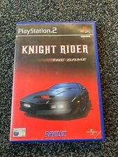 Knight Rider  The Game    Com   Playstation 2  GC