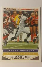 NFL Trading Card Jacoby Jones Baltimore Ravens Score 2013 Panini