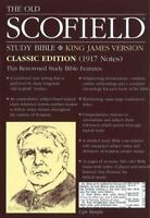 The Old Scofield Study Bible, KJV, Classic Edition [Thumb-Indexed, Navy Bonded L