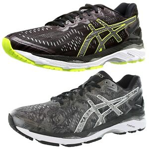 ASICS MENS GEL KAYANO 23 LITE SHOW T6A1N RUNNING SHOES