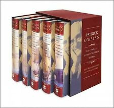 Complete Aubrey/Maturin Novels [Boxed Set Edition], Hardcover by O'Brian, Pat...