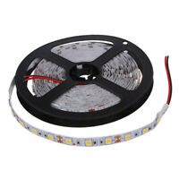 5M 300 Warm White LED 5050 SMD Flexible Light Lamp Strip 12V DC Home Club FP