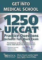 Get into Medical School - 1250 UKCAT Practice Questions (Paperback) 1905812264