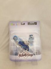 Kingdom Hearts Minimates Tron Light Cycle And Sora Figure New Diamond Select