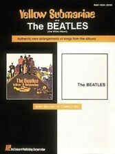 The Beatles - Yellow Submarine/The White Album by Various (Paperback /...