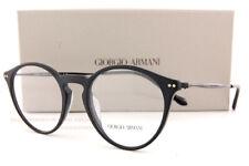 Brand New Giorgio Armani Eyeglass Frames AR 7164 5042 Matte Black for Men