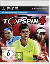 Playstation 3 Top Spin 4 * allemand guterzust.