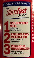 **NEW** SLIM FAST CHOCOLATE ROYALE POWDER SHAKE MIX -  31.18 oz. - FREE SHIPPING