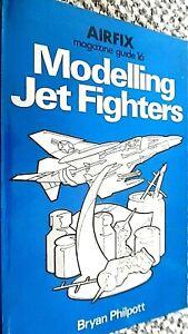AIRFIX MAGAZINE GUIDE #16 MODELLING JET FIGHTERS / Bryan Philpott (1976)