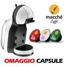 MACCHINA CAFFE' NESCAFE DOLCE GUSTO MINI ME VARI COLORI CAPSULE MACCHE' OMAGGIO