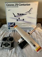 Parkzone Cessna 210 Centurion RTF 2.4GHz Ultra Micro Indoor Flyer Perfect Shape