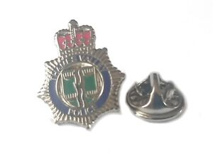 Thames Valley Police Lapel Pin Regimental Military Badge