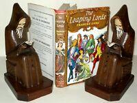 The Leaping Lords - Frances Lang - Hardback- 1963 1st Edition - Hurst & Blackett