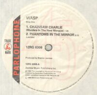 "WASP Chainsaw Charlie 12"" VINYL"