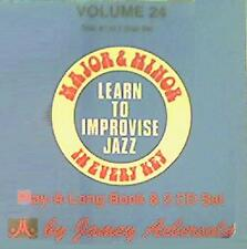 "Vol. 24 ""Major and Minor"" (Disc #1 of 2) (1981 Jamey) CD - VERY GOOD CONDITION!"