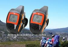 GS-077STUSB PMR,Wrist Watch Walkie Talkie (Licence Free) w FM Radio&USB Chgr,toy