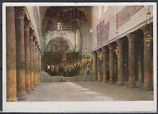 Jordanien Jordan used Post Card Postkarte Bauwerk building Petra [cm560]