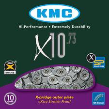 Cadenas KMC para bicicletas con 10 velocidades