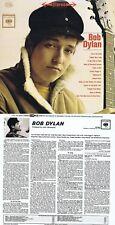 """Bob  Dylan """"Bob Dylan"""" Erstes Werk, von 1962! 13 Songs! Neue CD!"""