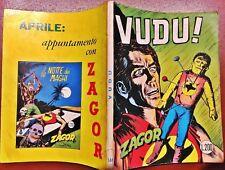 ZENITH ZAGOR GIGANTE n. 144 - Vudu! (Zagor Gigante n. 93)