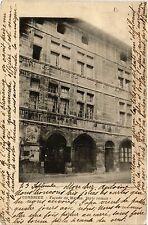 CPA   Condrieu - Facade de Maison Style roman     (450601)