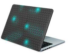 Universal portátil skin portátil netbook macbook Pegatina Sticker EXO small Blue