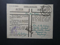 India 1945 Forces Cover / APO 363 / Censored - Z12417