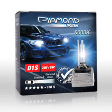 2X D1S 6000K 35W Diamond Vision HID Xenon Bulb Replacement Headlight Lamp Globes