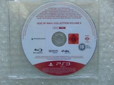 God of War Collection Volume 2 II PS3 Promo Promotional God of War Collection II