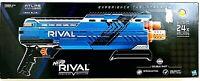 Hasbro Nerf Rival Atlas XVI 1200 Team Blue Blaster With 24 High Impact Rounds