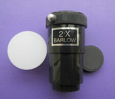 "Brand New 1.25"" 2x Barlow Lens for Telescopes, Hot SALE!"